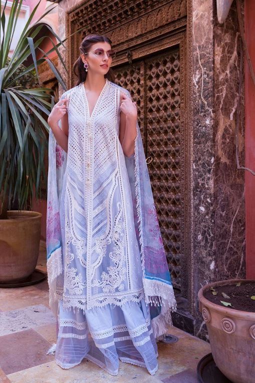 Sobia Nazir Luxury Lawn Collection'20 L20-8A
