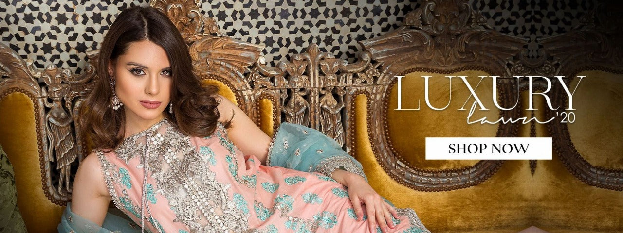 Iznik Opulent Chiffon Collection