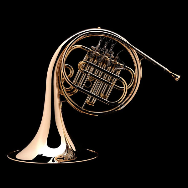 Bb Single French Horn – FH33, 4 valve with stop valve