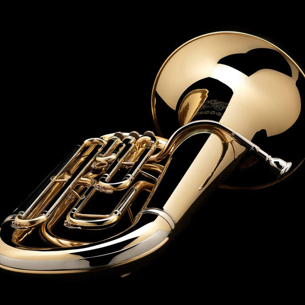 Eb Tuba Junior 'Elf' (student) – TE333