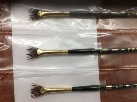 HJ Comb Fan ser. 114 brush