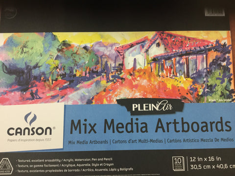 Canson - Mix Media Artboards