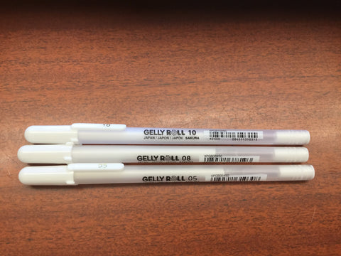 Gelly Roll Classics pens