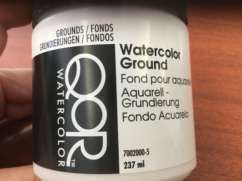 Golden- QOR Watercolor Ground 237ml jar
