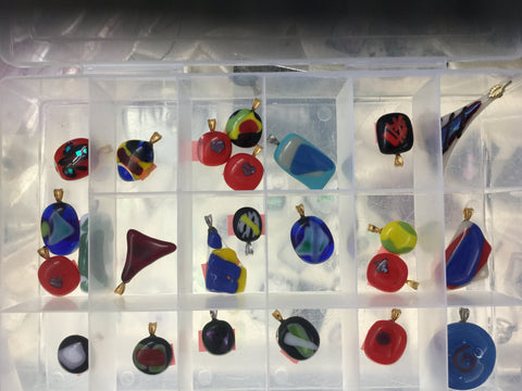Sale pendants $10 or $15 Each  by Cheryl Olafson