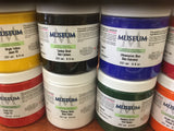 Museum - Acrylic Colours - Jars