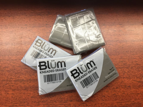 Blum kneaded Eraser medium