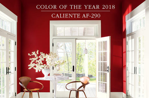 Sarasota-Paint-Color-of-the-Year-2018-Caliente-AF-290