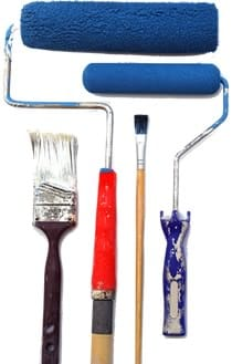 paint roller tools
