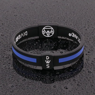 Democratic Party Lifetime Quality Wristband FREE SHIPPING - Divided We Stand® Political & Social Gear