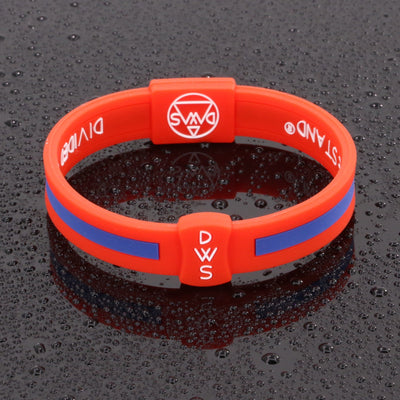 Red KAG 2020 Silicone Wristband - Divided We Stand® Political & Social Gear