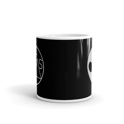 Spaceforce Mug Black - Divided We Stand® Political & Social Gear