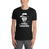 Unisex Verbal Assassin B&W Tee - Divided We Stand® Political & Social Gear
