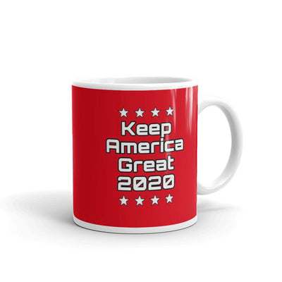 KAG 2020 Mug - Divided We Stand® Political & Social Gear
