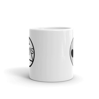 Spaceforce Mug White - Divided We Stand® Political & Social Gear