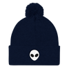 Spaceforce Pom Pom Knit Cap - Divided We Stand® Political & Social Gear