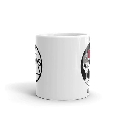 Aliens For Trump Mug - Divided We Stand® Political & Social Gear