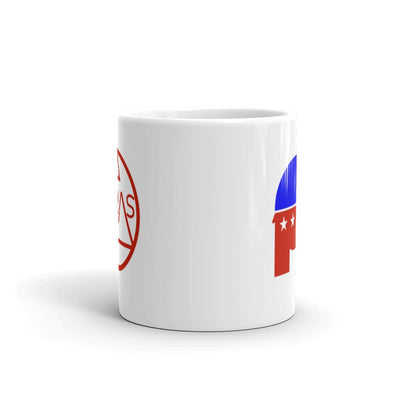 Republican Party Mug - Divided We Stand® Political & Social Gear