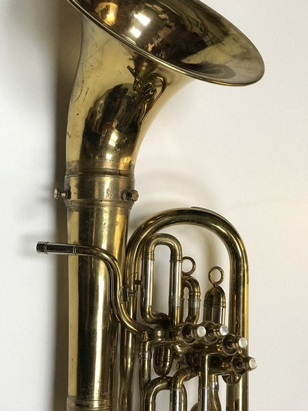 Besson Bell Front Compensated Euphonium/baritone