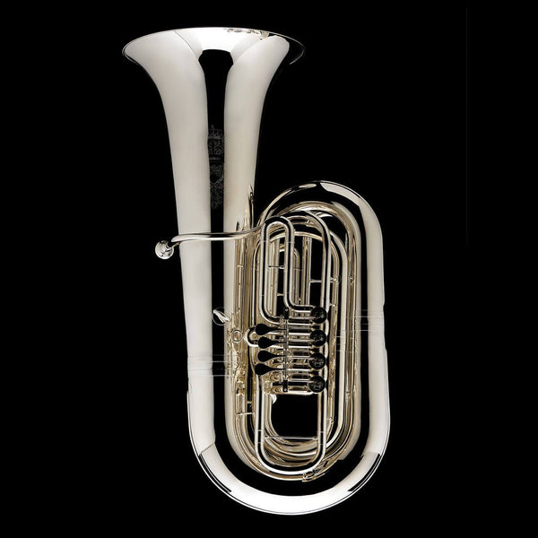 An image of a BBb 6/4 Rotary tuba 'Kaiser'  from Wessex Tubas