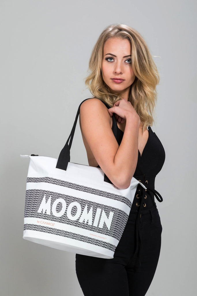 Stylish Moomin shoulderbag for all seasons