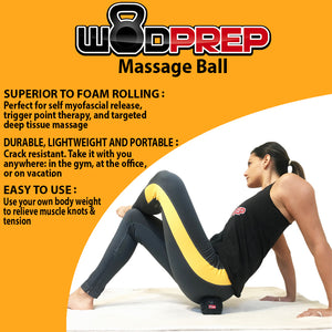 WODprep Massage Ball Set