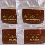 Trailtopia Pesto Lovers 4 Pack