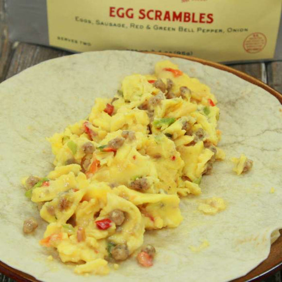 Trailtopia Egg Scramble