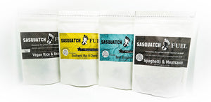 Sasquatch Fuel Sampler Pack