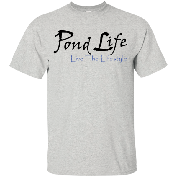 Pond Life Classic Logo Youth Ultra Cotton T-Shirt