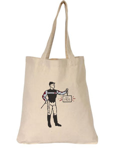 Jockey Tote Bag