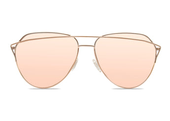 The Desire Teardrop Aviator-Wealthy Shades