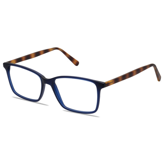 Jaxson Blue Light Blocking Glasses // Black Fade