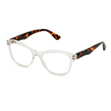 Cardi Blue Light Blocking Glasses // Black