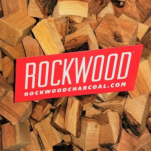 Rockwood Smoking Wood CHUNKS (Case of 8)