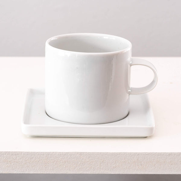 Cup & Saucer Coffee