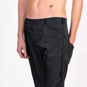 Cottweiler Black Golf Pants Detail
