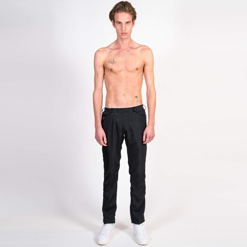 Cottweiler Black Golf Pants Full Front