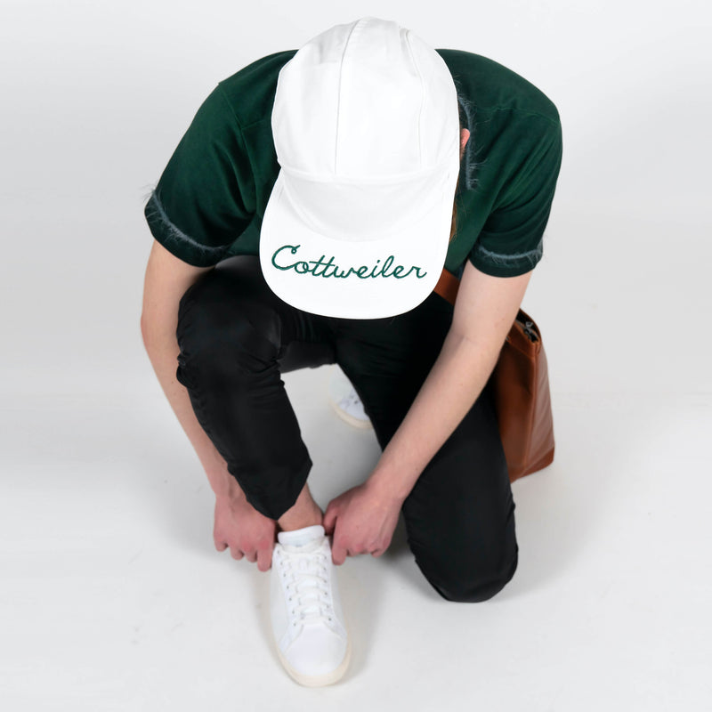 Cottweiler Signature 5.0 Cap White