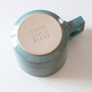Design Studio Andreas Riess Shiny Blue CUP