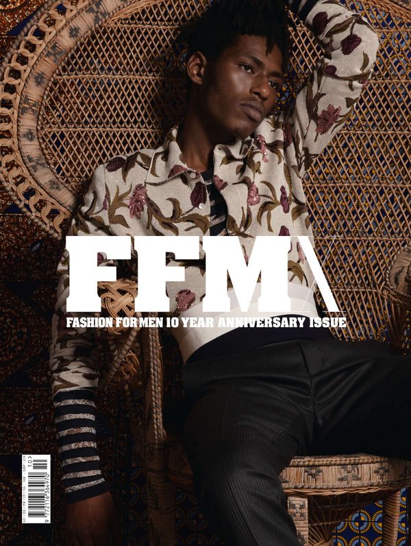 Fashion For Men X - 10 Year Anniversary Issue
