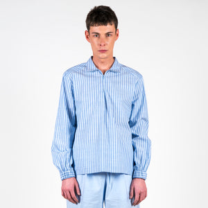 Jonas Shirt Blue Striped