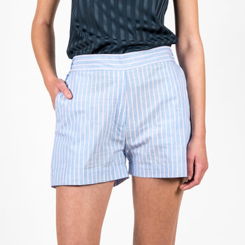 Luca Shorts Striped Rose