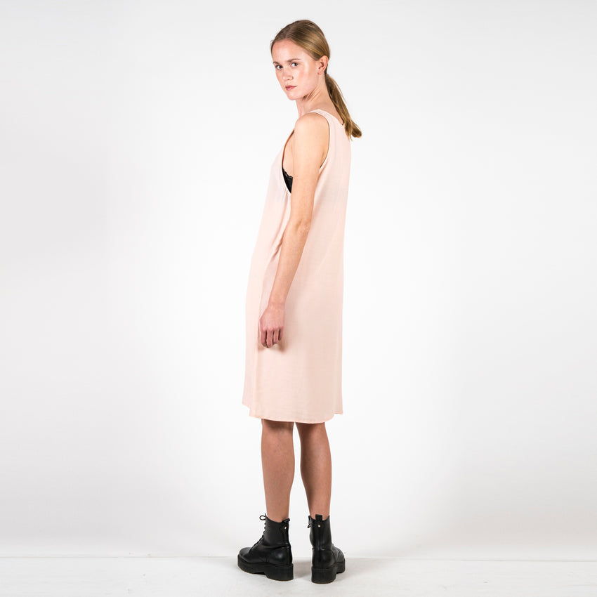 Lou Long Top Light Pink