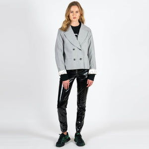 Jan 'n June Blazer Weedon Grey Full