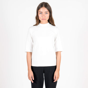 Mini Turtle-Neck T-Shirt Nina
