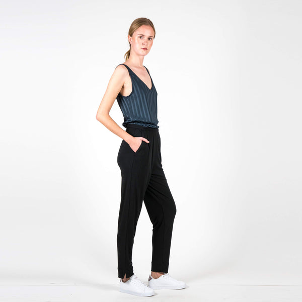 Jan 'n June Pants Arabis Flow Black