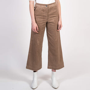 Jan 'n June Pants Como Corduroy Stone