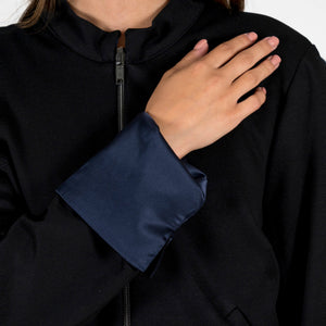 Reversible Jacket Rio Midnight Blue