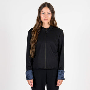 Jan 'n June Short Jacket Rio Black